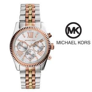 Michael Kors® Lexington Chronograph Tri-Tone Watch | 10ATM