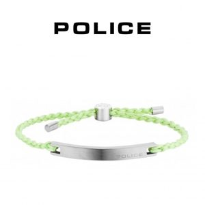 Pulseira Police® Bond Light Green | 18-20cm