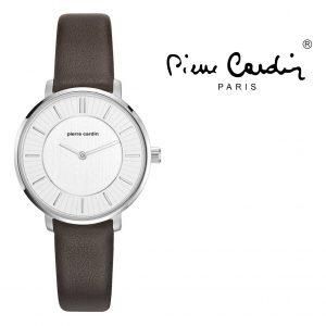 Relógio Pierre Cardin® Brochant Femme Steel Brown