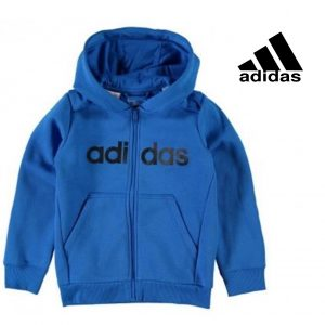 Adidas® Sweatshirt Adidas Essentials Linear Brushed