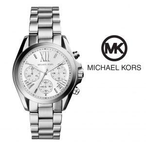 Relógio Michael Kors® Mini Bradshaw Chronograph Silver | 10ATM