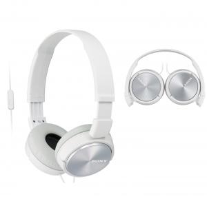 Auriculares de Diadema Sony Branco