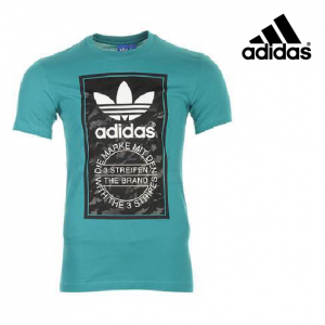 Adidas® T-Shirt Camo Tongue Label Tee