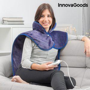 Almofada Térmica para Pescoço, Ombros e Costas InnovaGoods
