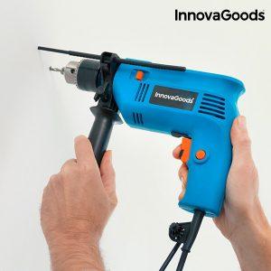 Berbequim com Percussão InnovaGoods Home Tools