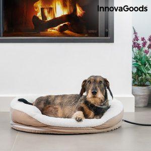 Cama Eléctrica Térmica Para Mascotas InnovaGoods Home Pet