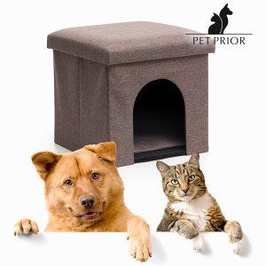 Casa Dobrável e Assento para Animais de Estimação | Pet Prior