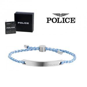 Pulseira Police® Bond Light Blue | 18-20cm