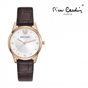 Relógio Pierre Cardin® Troca Femme Rose Gold | 3ATM