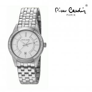Relógio Pierre Cardin® Troca Lady Prateado   5ATM