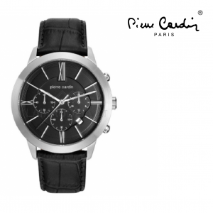 Relógio Pierre Cardin ® Élancé Homme Steel Black