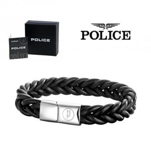 Pulseira Police® Unleash | 18cm