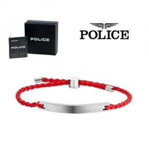 Pulseira Police® Bond Red | 18-20cm