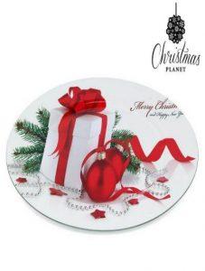 Prato Decorativo Christmas Planet 1147 Natal