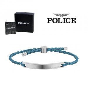 Pulseira Police® Bond Blue | 18-20cm