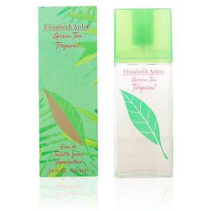 Women's Perfume Green Tea Tropical Elizabeth Arden EDT 100 ml