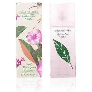 Women's Perfume Green Tea Exotic Elizabeth Arden EDT 100 ml