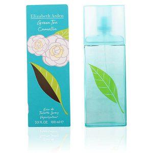 Women's Perfume Green Tea Camellia Elizabeth Arden EDT 100 ml