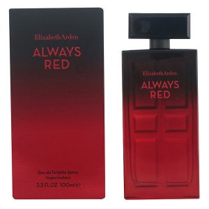 Women's Perfume Always Red Elizabeth Arden EDT 100 ml