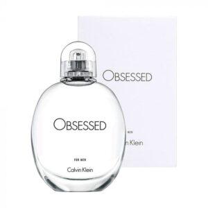 Parfum Homme Obsessed Calvin Klein EDT 125 ml