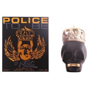 Men's Perfume To Be The King Police EDT 75 ml