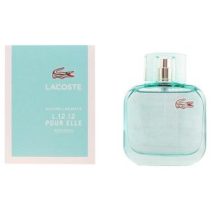 Women's Perfume L.12.12  Natural Lacoste EDT 90 ml