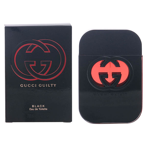 c003e7349 Perfume Mujer Gucci Guilty Black Gucci EDT 75 ml - You Like It