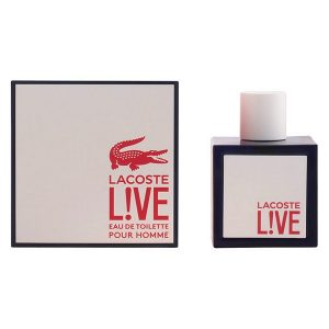 Men's Perfume Live Lacoste EDT 40 ml