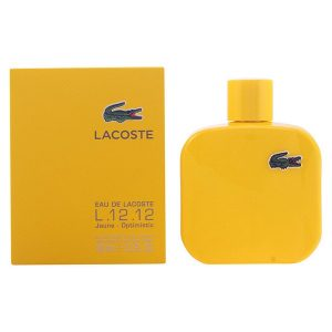 Men's Perfume L.12.12 Jaune Lacoste EDT 175 ml