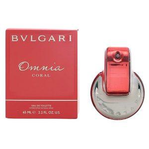 Women's Perfume Omnia Coral Bvlgari EDT 25 ml