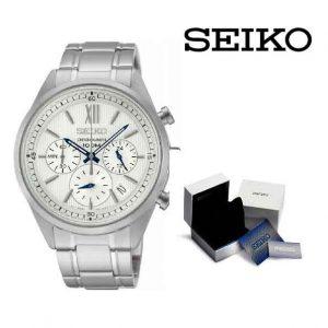 Relógio Seiko® Silver Genesys