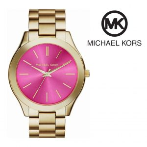Relógio Michael Kors® Runway Slim ll Pink Gold | 5ATM