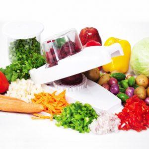 Cortador de Vegetais e Fruta