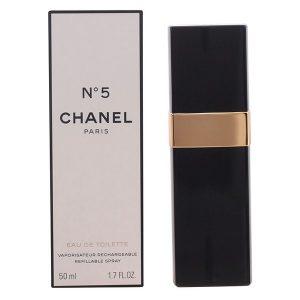Women's Perfume Nº 5 Chanel EDT 50 ml