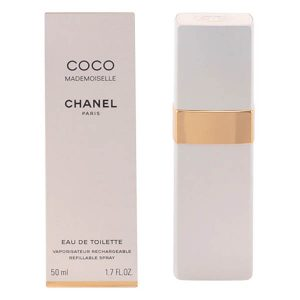 Women's Perfume Coco Mademoiselle Chanel EDT 50 ml