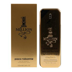 Men's Perfume 1 Million Edt Paco Rabanne EDT 50 ml