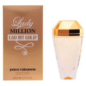 Women's Perfume Lady Million Eau My Gold! Paco Rabanne EDT 30 ml