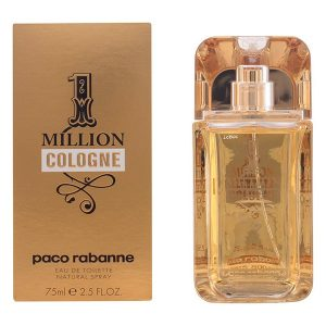 Men's Perfume 1 Million Cologne Edc Paco Rabanne EDC 75 ml