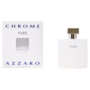 Men's Perfume Chrome Pure Azzaro EDT 100 ml