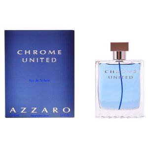 Men's Perfume Chrome United Azzaro EDT 100 ml