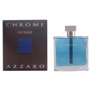 Men's Perfume Chrome Intense Azzaro EDT 100 ml