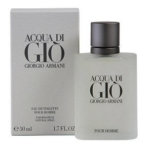 Men's Perfume Acqua Di Gio Homme Armani EDT 100 ml