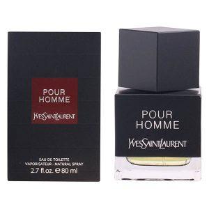 Men's Perfume Ysl Pour Homme Yves Saint Laurent EDT 80 ml