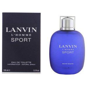 Men's Perfume Lanvin L'homme Sport Lanvin EDT 100 ml