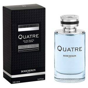 Men's Perfume Quatre Homme Boucheron EDT 100 ml