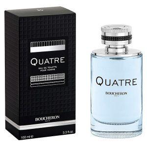 Men's Perfume Quatre Homme Boucheron EDT 50 ml