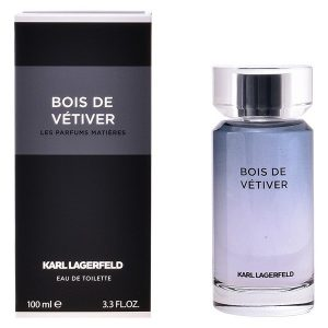 Men's Perfume Bois De Vétiver Lagerfeld EDT 100 ml