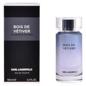 Parfum Homme Bois De Vétiver Lagerfeld EDT 100 ml