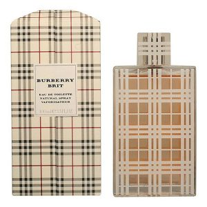 Women's Perfume Brit Wo Burberry EDT 100 ml