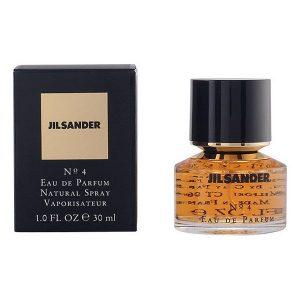 Women's Perfume Jil Sander Jil Sander EDP Nº 4 30 ml